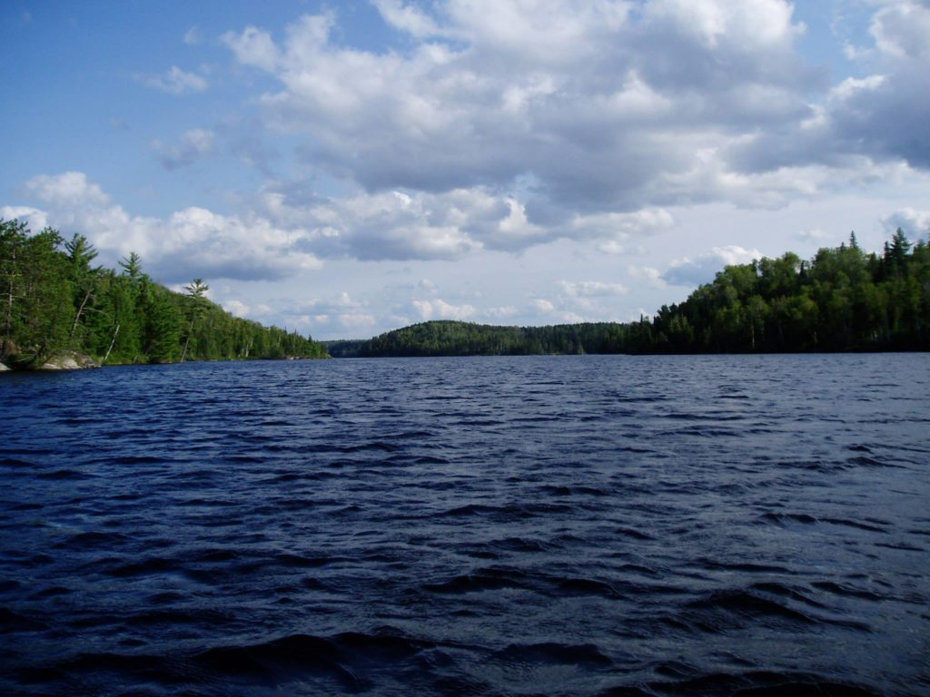 Pipestone Lake, Ontario